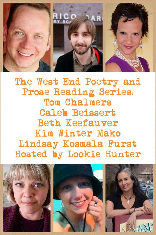 West End Poetry and Prose Reading Series